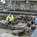 Archaeological dig in Scotland reveals medieval building