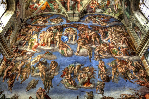 last judgment - photo by André Fischer