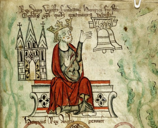 Henry III - Royal 20.A.II, f.9