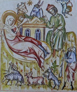 nativity medieval