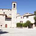 Medieval Castle and Hamlet for Sale in Italy: Castello Izzalini
