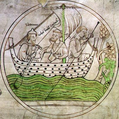 Guthlac of Crowland