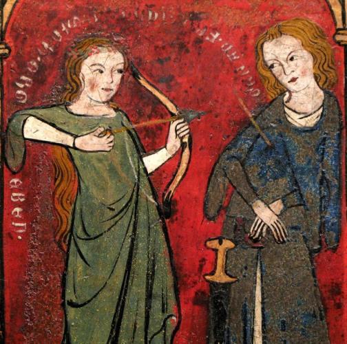 lady love arrow