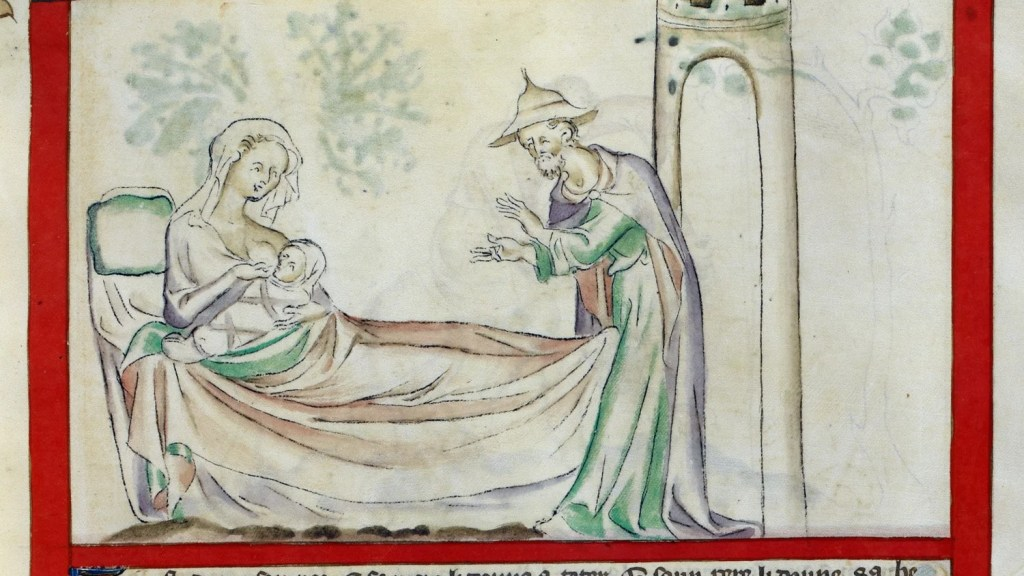 Childbirth in the Middle Ages Archives - Medievalists net