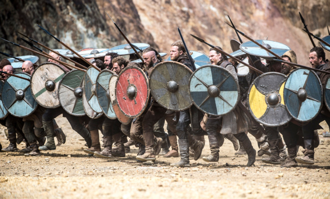 vikings review season 2 episode 1