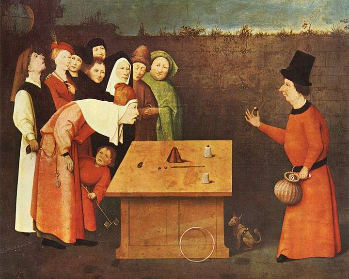 Medieval Magic Tricks