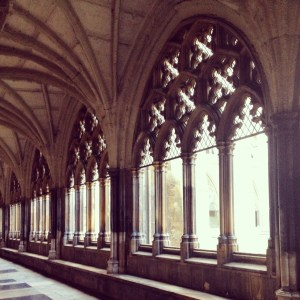 The Cloisters  2 - Westminster Abbey