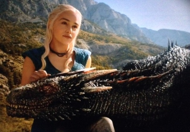 Ten Thoughts on Game of Thrones, Season 4 Episode 1: Two Swords - Medievalists.net