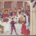 Serving the man that ruled: aspects of the domestic arrangements of the household of King John, 1199-1216