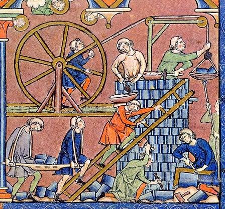 Medieval Mechanical Arts