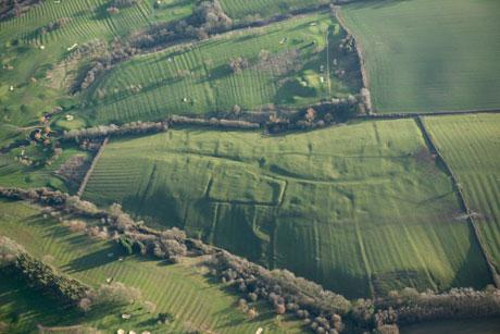 Deserted Medieval Village