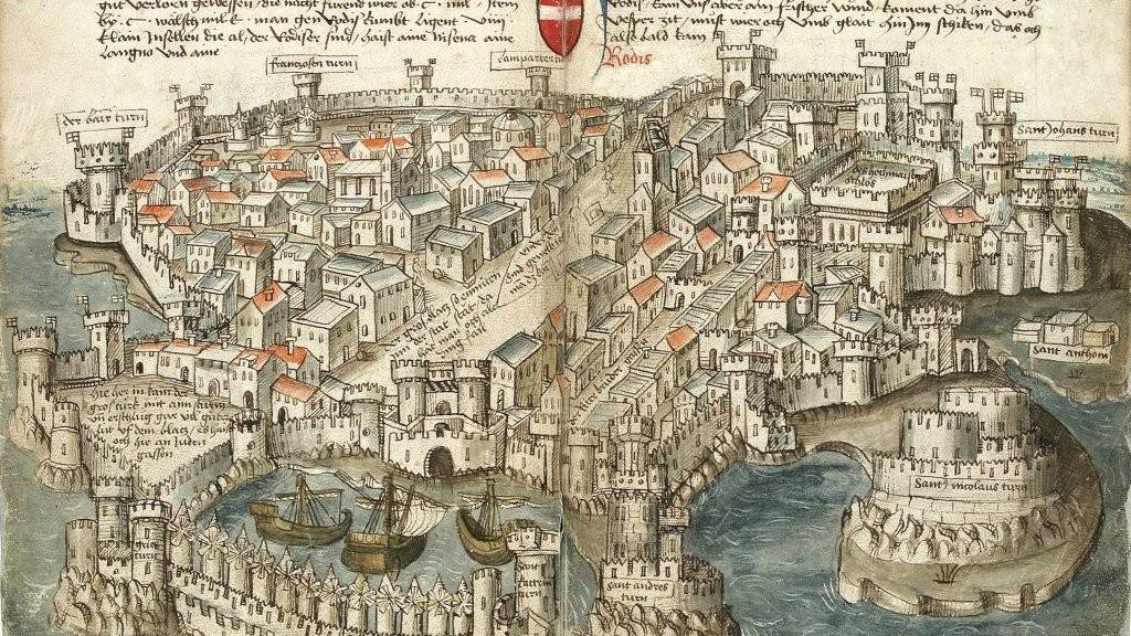 images medieval city
