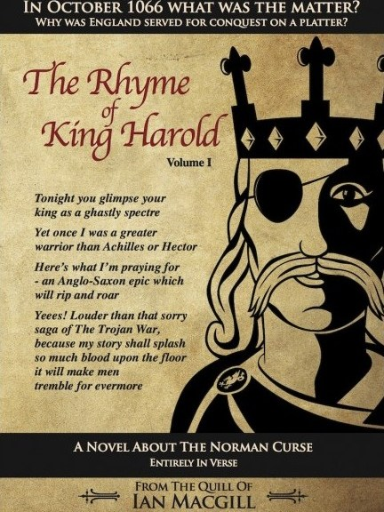 rhyme of king harold