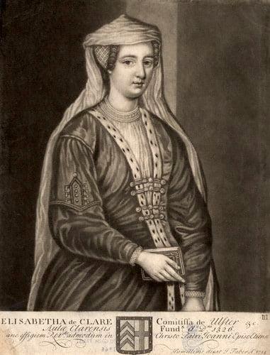 Elizabeth de Burgh, Lady of Clare