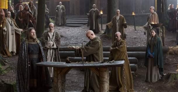 vikings sacrifice