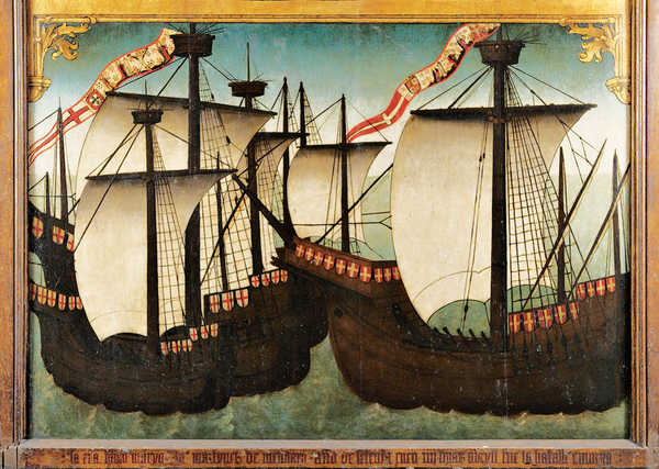15th century ships