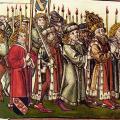 The Visit of King Sigismund to England, 1416