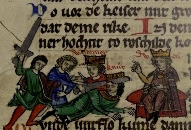 Royalit: What Did Medieval Kings Read?