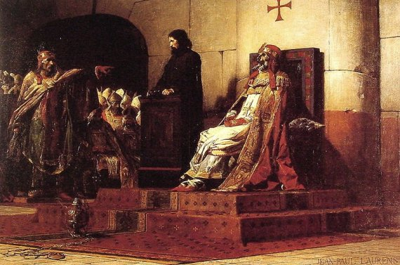 Top 10 Scandals of the Middle Ages