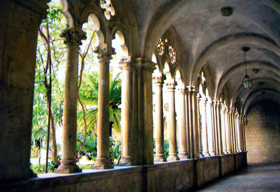 Franciscan Monastery - Dubrovnik, Croatia