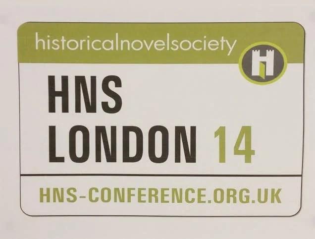 Historical Novel Society Conference - London, 2014