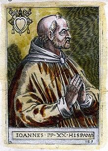 Pope John XXI (Petrus Hispanus)