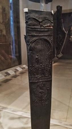 Cesare Borgia's scabbard, 1498.