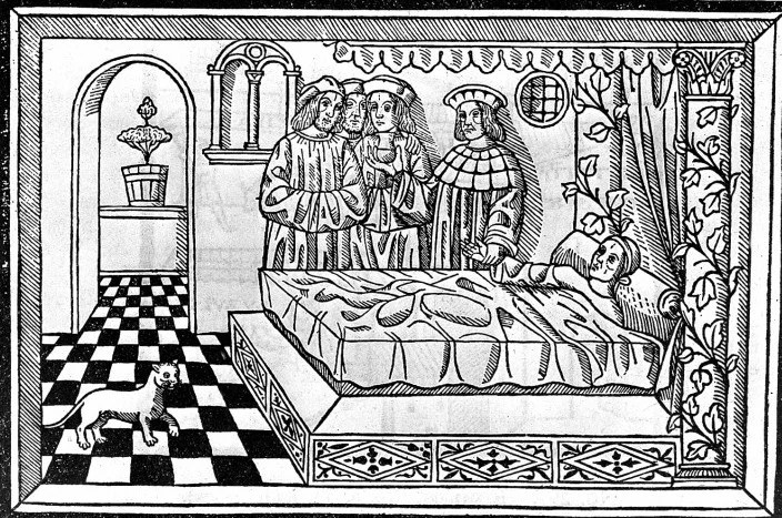 Medical Prognosis in the Middle Ages