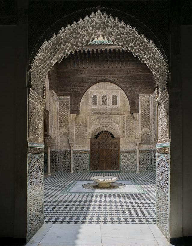 medieval morocco  © Musée du Louvre