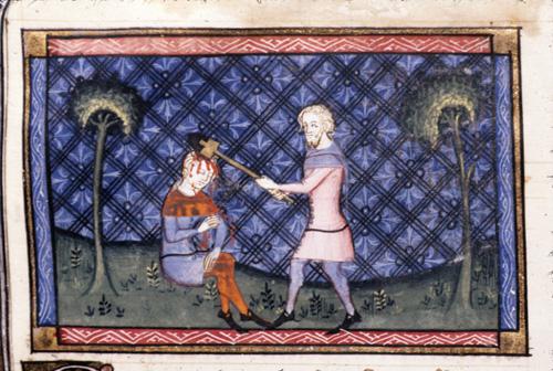 Medieval Violence