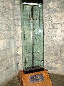 The Wallace Sword - photo by Glenn J. Mason / Wikipedia