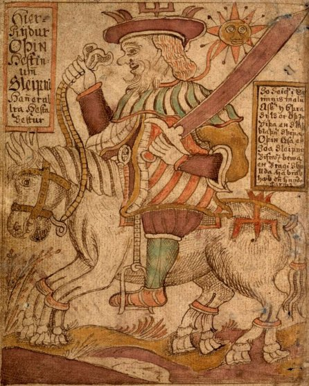 guide to norse gods