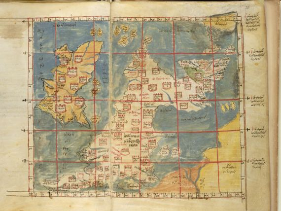 Medieval Maps of Britain4