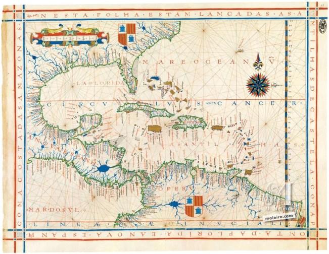 Universal Atlas of Fernão Vaz Dourado