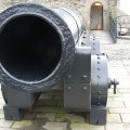 Mons Meg removed from Edinburgh Castle for conservation work