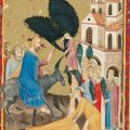 Palm Sunday in Medieval Manuscripts