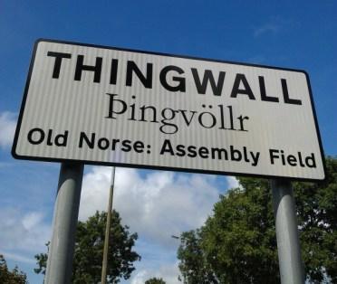Thingwall