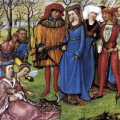 Late medieval bling-bling