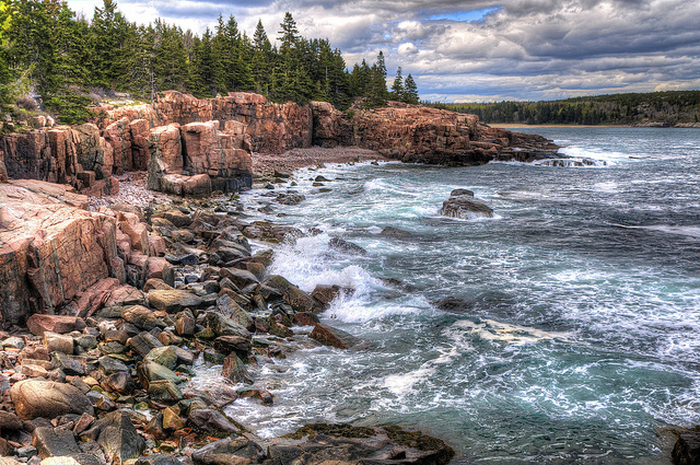 Acadia National Park - photo by Kim Carpenter / Flickr