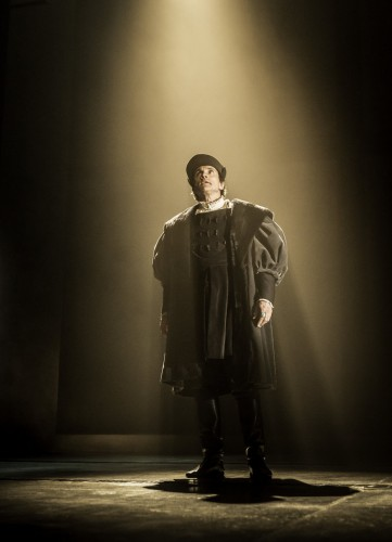 Ben Miles as Thomas Cromwell in Wolf Hall - Photo by Johan Persson