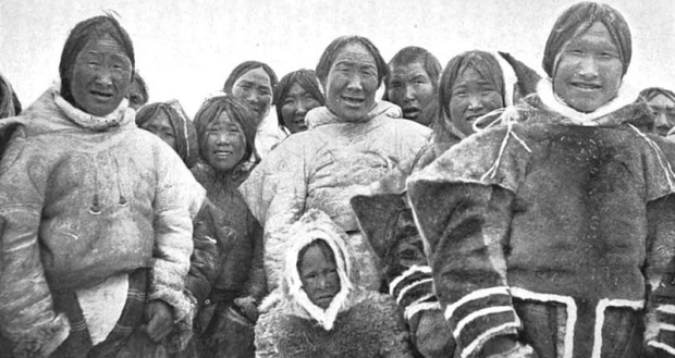 Inuit - My Life with the Eskmo (1922) - Vilhjalmur Stefansson