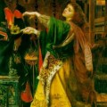 Masks of the Dark Goddess in Arthurian Literature: Origin and Evolution of Morgan le Fay
