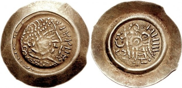 Coin of Liutprand, King of the Lombards