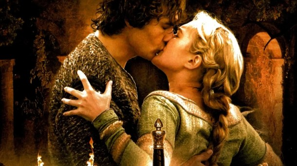 Tristan and Isolde, starring James Franco and Sophia Myles.