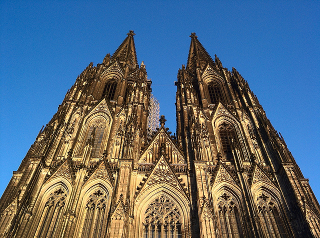 Cologne Cathedral - Photo by globetrotter_rodrigo / Flickr