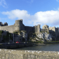 Ten Castles that Made Medieval Britain: Pembroke Castle