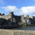 Ten Castles that Made Medieval Britain: Pembroke Castle
