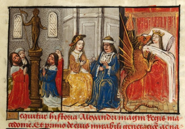 Peniarth MS 481D - from National Library of Wales