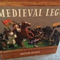 Using LEGO to show the history of medieval England