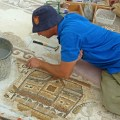 Byzantine-era mosaic map restored in Israel
